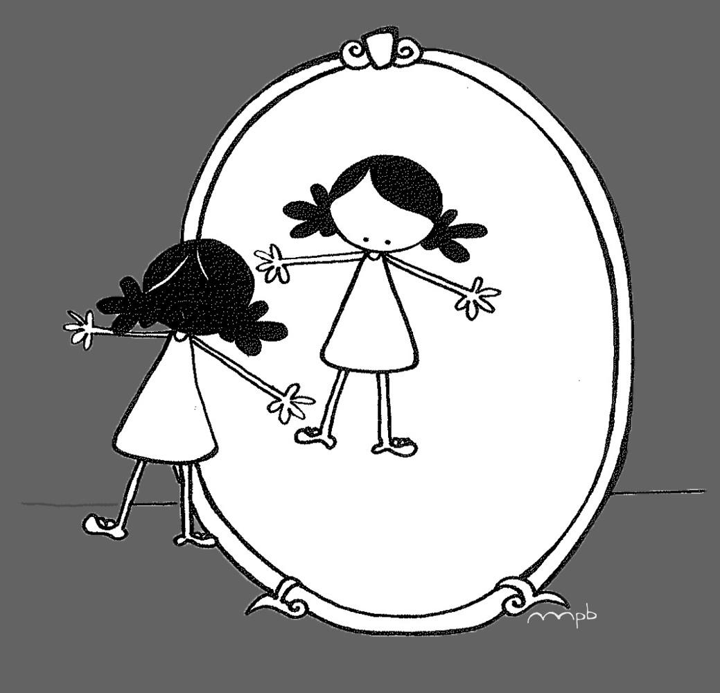 Espejos en dibujos imagui - Dibujos para espejos ...