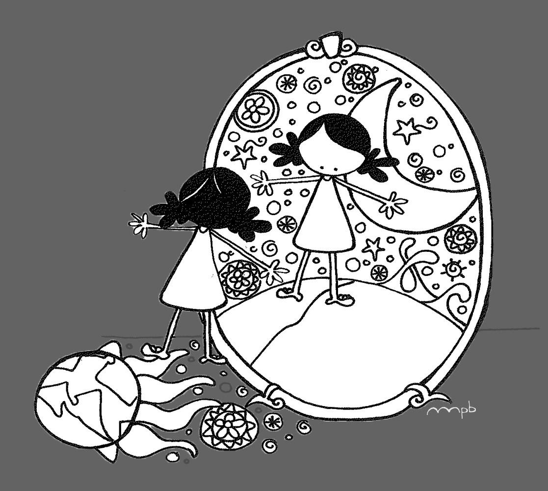 Vida de f bula 1 el bosque rojo - Que pasa si se rompe un espejo en casa ...
