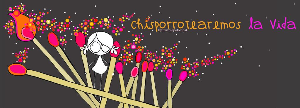 txinparta txispagarriak/chispas chisporroteantes/sparkling sparks