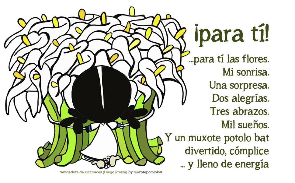 vendedora de flores Diego Rivera web