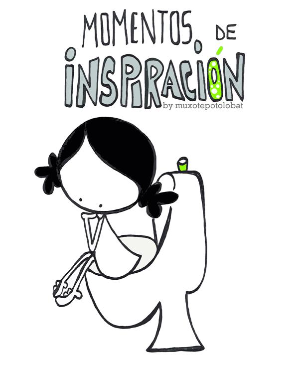 momentos de inspiracion web