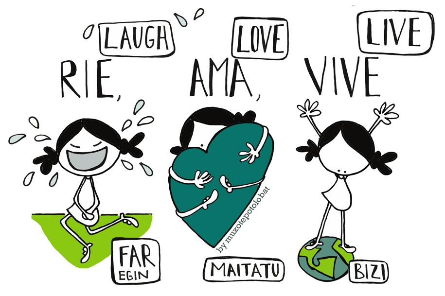 live love laugh web