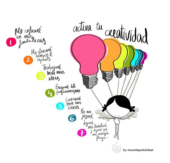 Píntate De Optimismo Y Creatividad: Muxote Potolo Bat