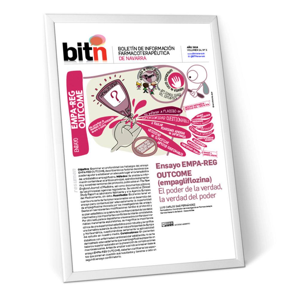 Boletín de Información Terapéutica de Navarra (BIT)