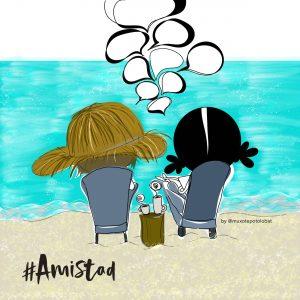 #Amistad